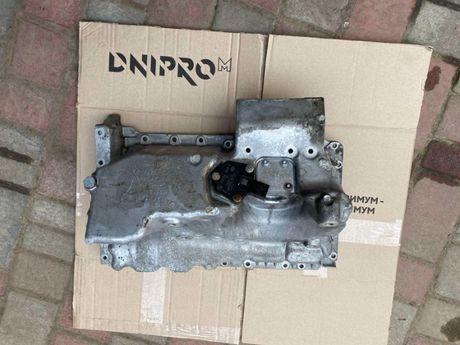Поддон двигателя картер масляный N20 11137601942 BMW X3 F25 7601942