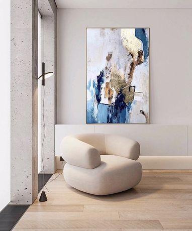 Картина, абстракция, интерьерная картина