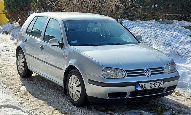 Volkswagen Golf IV 1.9 TDI - bezwypadkowy, serwisowany