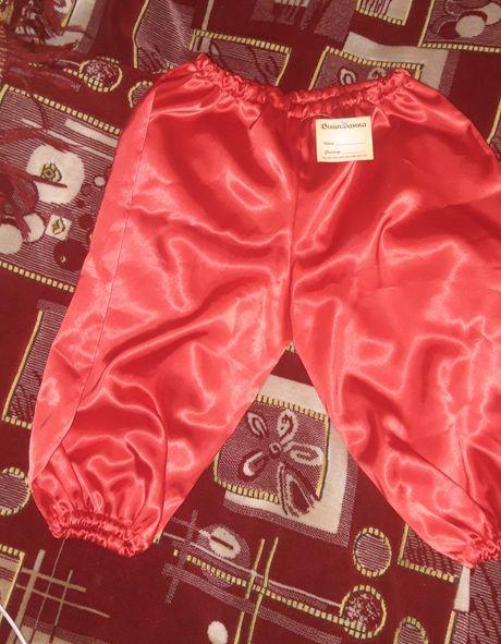 Козацкие штаны для мальчика