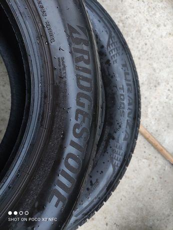 4x Bridgestone Turanza T005 205/60/16 z 2019 r. bdb stan, nowe 1600 zł