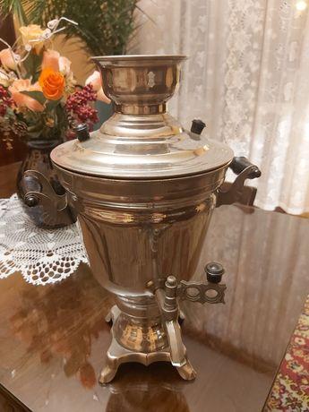 Kolekcjonerski samowar z Rosji nieużywany