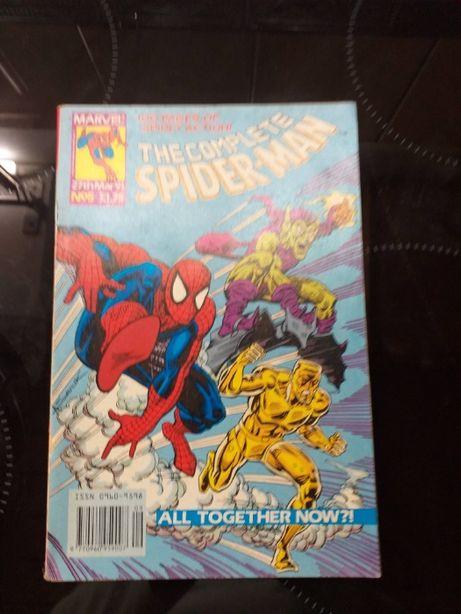Marvel The complete Spider -Man KOMIKS