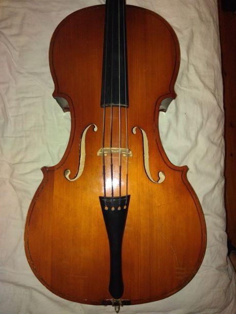Віолончель, виолончель розмір 1/4 СССр радянського виробництва