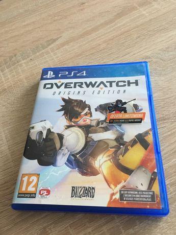 Gra Overwatch ps4