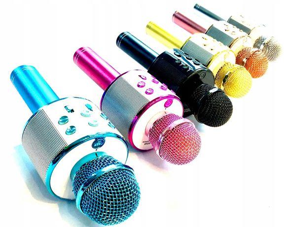 Bezprzewodowy Mikrofon Karaoke Bluetooth