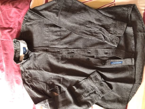 Camisa Pull&Bear T36 (S) Nova