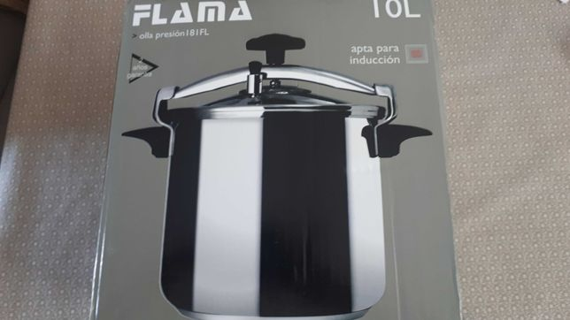 Panela de pressão Flama 10l 181 FL