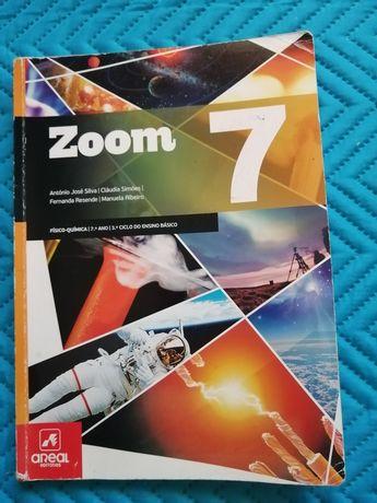 Livro de físico-química de 7°ano
