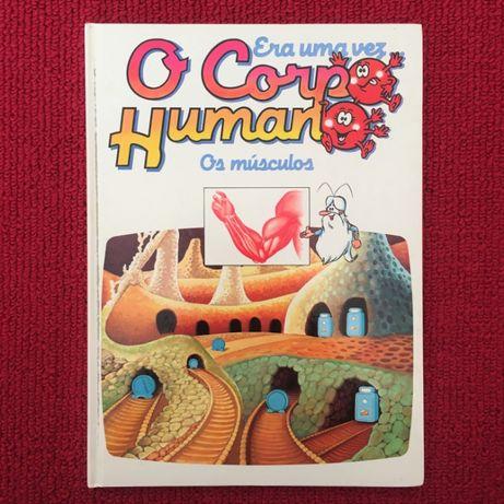 Livro - Era Uma Vez O Corpo Humano - Volume 1 - Os Músculos