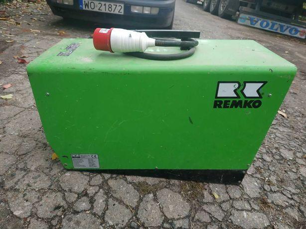 Электрическая тепловая пушка Remko ELT 18-9.   18 кВт.