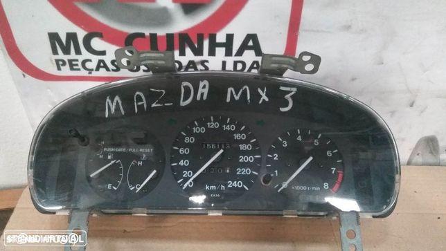 Quadrante Mazda MX-3 - PLH30B
