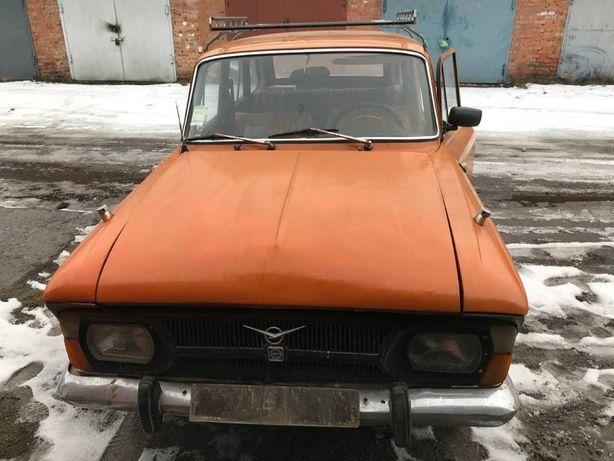 Продается москвич Иж-2125 комби. Год выпуска 1979