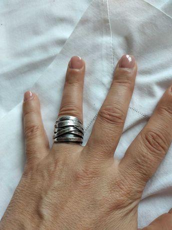 Anel em prata maciço