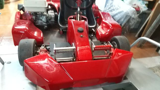 Kart motor honda gx 270 11 cv