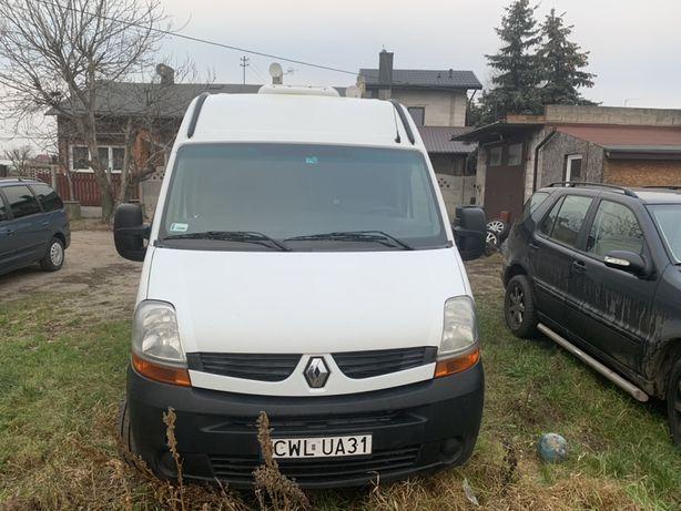 Renault Master Chłodnia Faktura vat.Vat-1