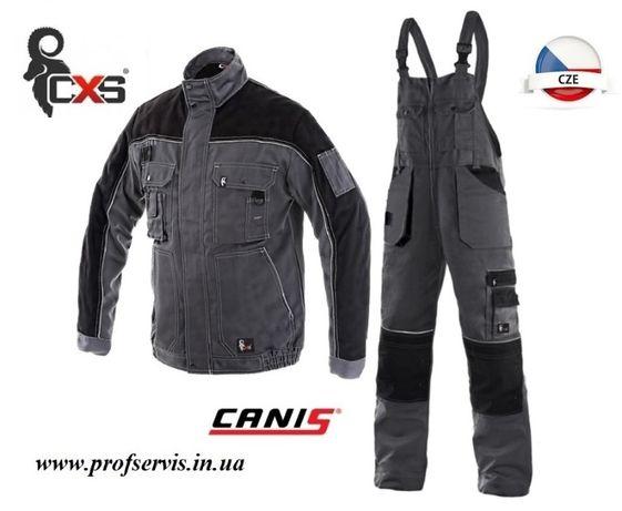 Спецодежда Спецодяг Рабочая одежда Полукомбинезон и куртка Чехия