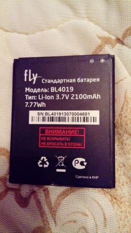 Аккумуляторноя батарея аккумулятор fly iq r446 bl4019