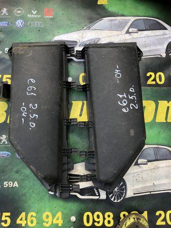 Продам кришки фільтра салона бмв е 61 2.5 д