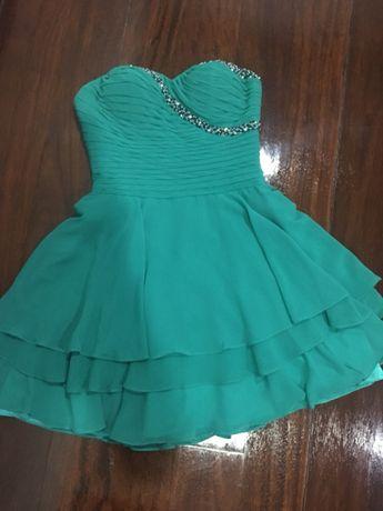 Vendo vestido lindo de estilista!