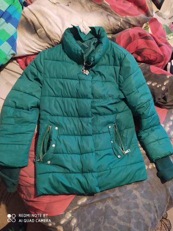 Куртка холодная весна