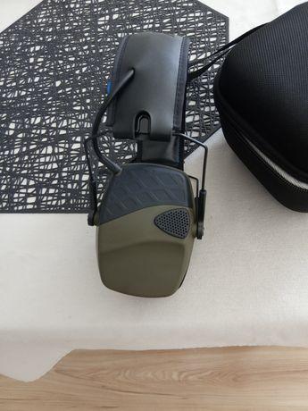 Słuchawki aktywne strzeleckie