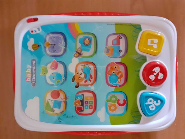 Tablet baby Clementoni