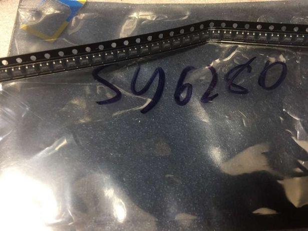 Стабилизатор напряжения sy6280 LPW5206 AP811 4w2f0
