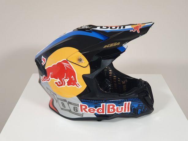 Kask KTM motocross enduro DH Red Bull rozmiar M 57-58