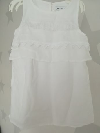 Sukienka Biała Reserved r. 92