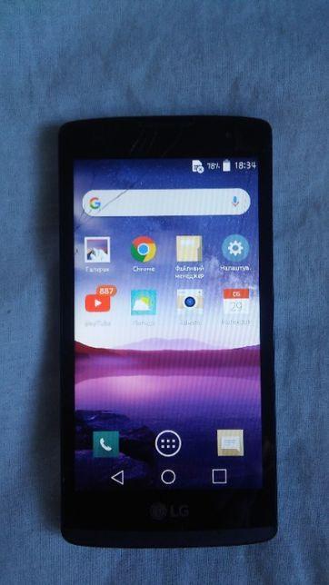 Смартфон LG-H324 LEON, 2-sim андроид.