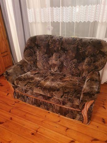 Sofa, kanapa do salonu x 2 + 2 fotele - komplet - wypoczynek