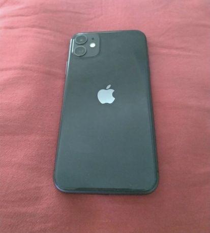 Iphone 11 preto ( 64 gb )