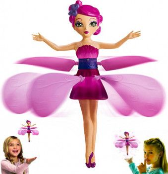 Фея индукционная Летающая кукла сенсорная летит над рукой Flying F
