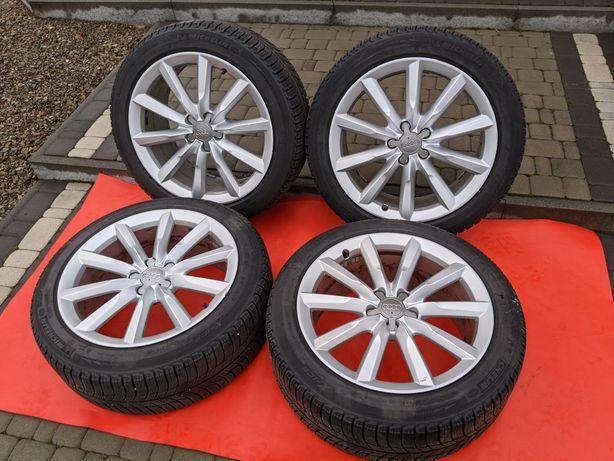 Диски R19 5 112 (ET43) AUDI Оригінал + ШИНИ Зима 245 45 R19 Michelin