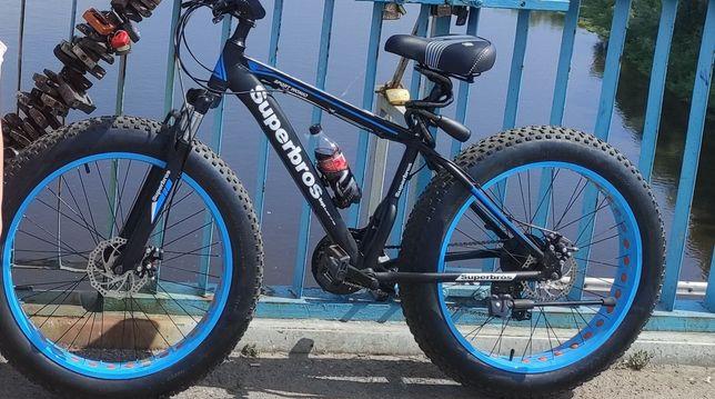 Продам велосипед Фетбайк