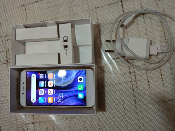 Xiaomi Redmi 4x 3/32GB Golb.