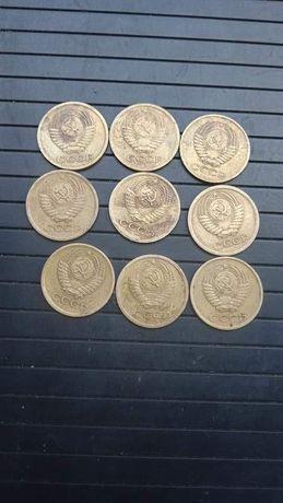 Монети 1961-1969 ссср