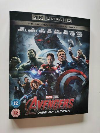Avengers czas ultrona 4k ultra HD+ Blu Ray Folia