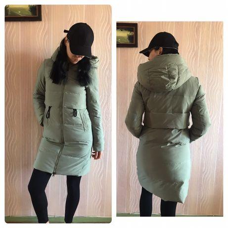 Пуховик куртка 42-46 размер