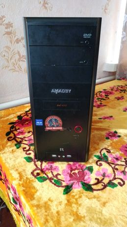 Компьютер AMD FX6300, GTX 1050, ОЗУ 8 гб, БП 650 W Gold