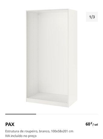 Pax roupeiro IKEA