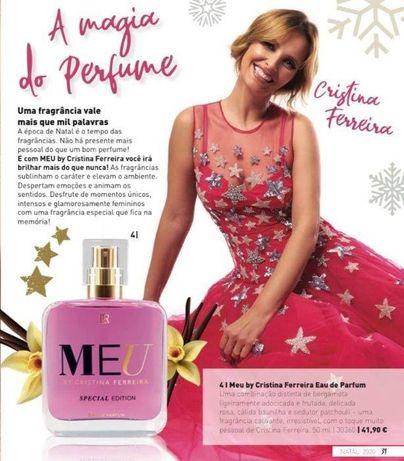Vendo Perfume Meu Cristina Ferreira