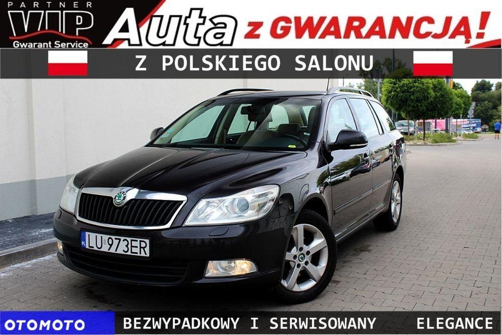 Škoda Octavia 2,0 Tdi 140km Elegance Jasny Środek Salon Pl Черный Лес - изображение 1