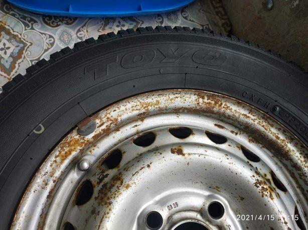 Комплект коліс TOYO M+S 175/70R13