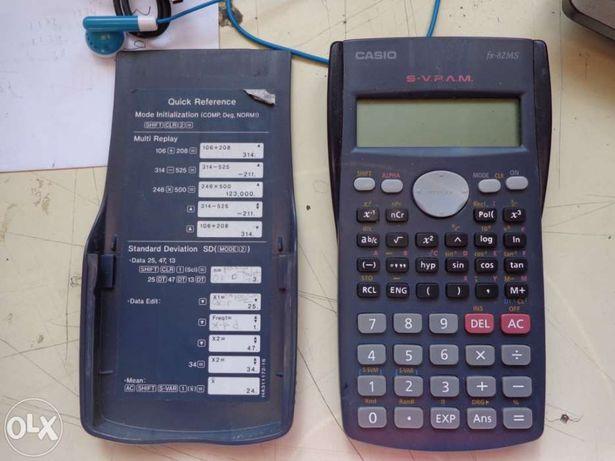 Maquina calculadora científica (escolar)