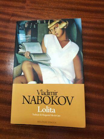 Lolita - Vladimir Nabokov  (COMO NOVO)