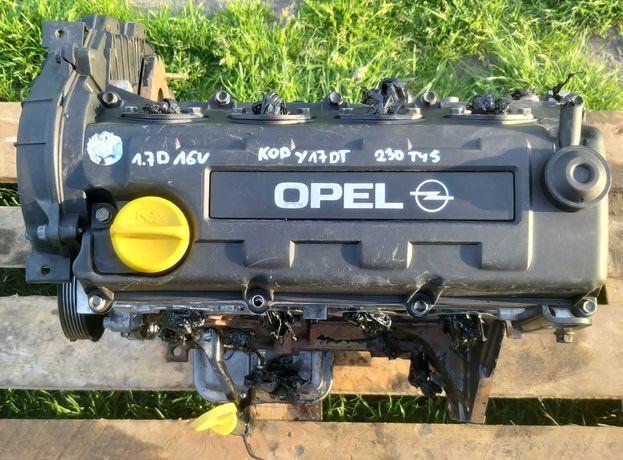 Silnik Astra G 1.7 16v Y17DT