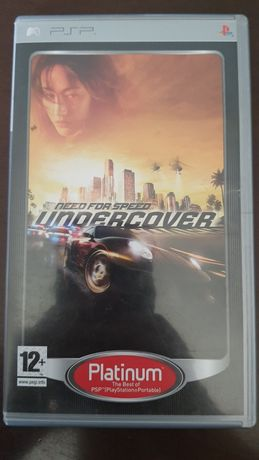 Gra na PSP Need For Speed Undercover