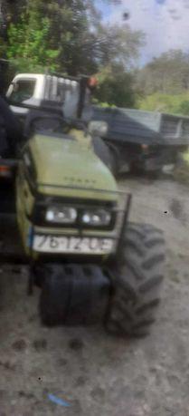 Trator hurliman 35 cv